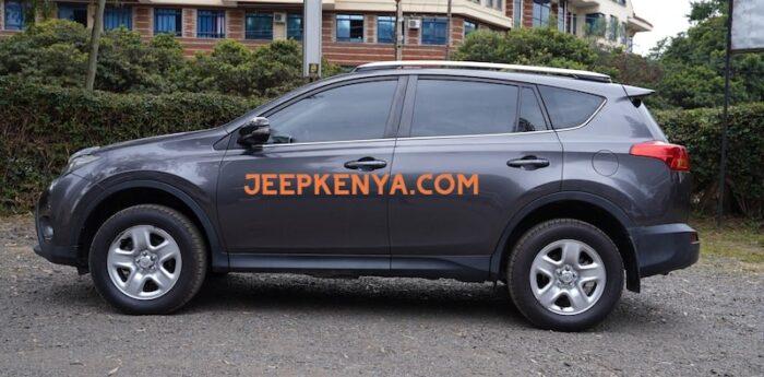 Safari 4×4 Jeep SUVs Self-Drive Rav4 Car Hire Nairobi Kenya