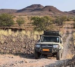 Toyota Land Cruiser Safari & Camping Car hire Nairobi Kenya